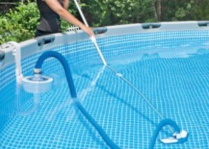 Bảo dưỡng bể bơi